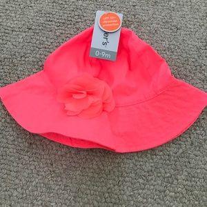 Brand new sun hat